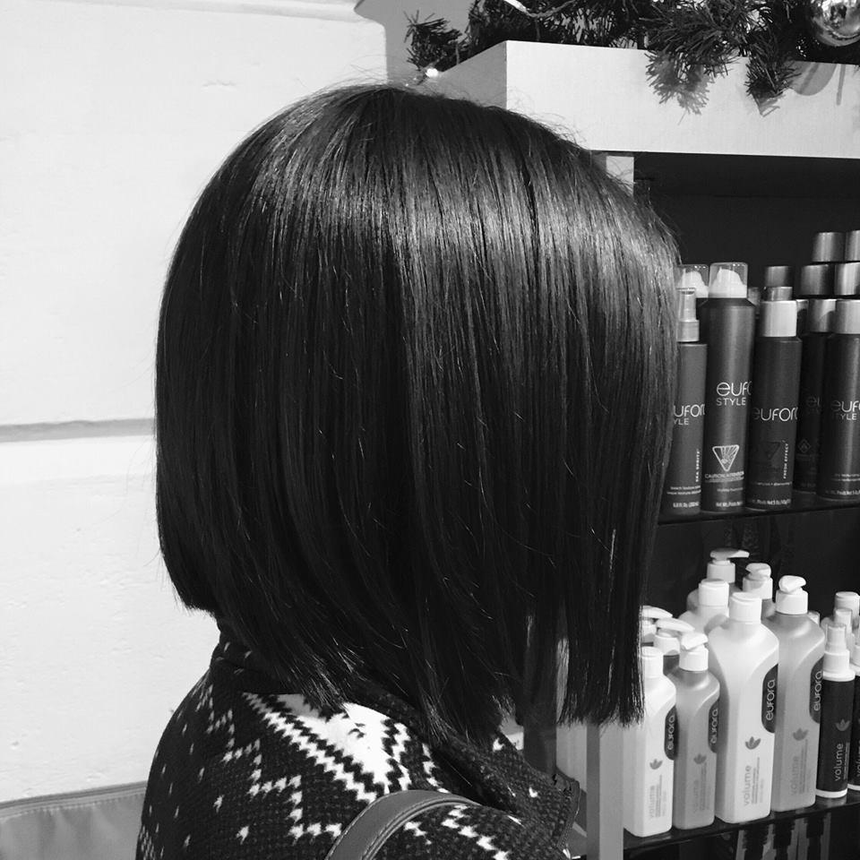 hair model 2